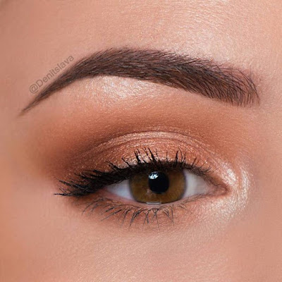 Easy natural eye designs ideas to look angelic