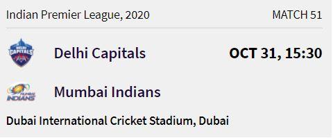 delhi capitals match 13 ipl 2020