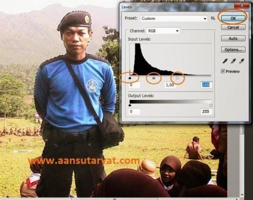 Trik Mencerahkan Photo Dengan Adobe Photoshop CS5