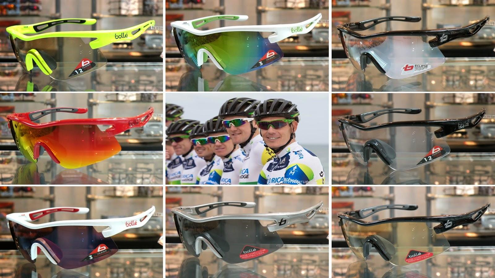 Bolle Vortex 單車自行車運動太陽眼鏡