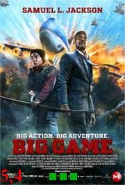 Caçada ao Presidente – Big Game Dublado