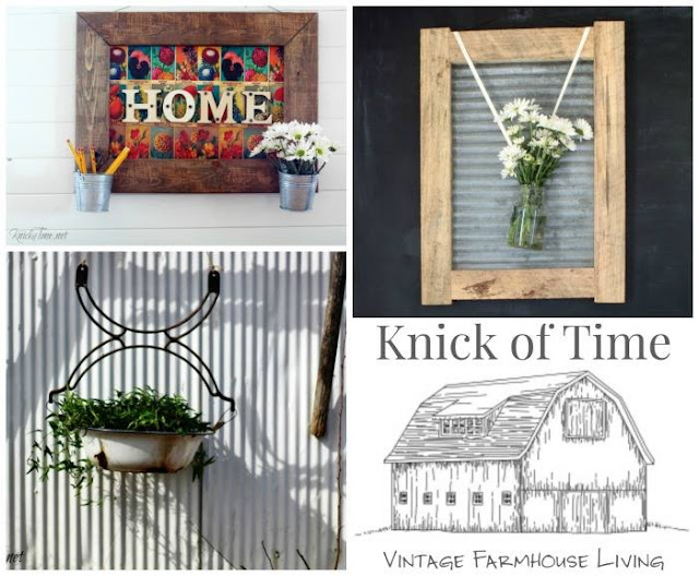 DIY seed packet sign, farmhouse wall art, salvaged parts planter