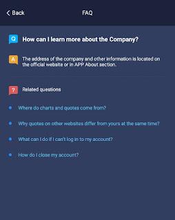 Informasi Perusahaan RubikTrade