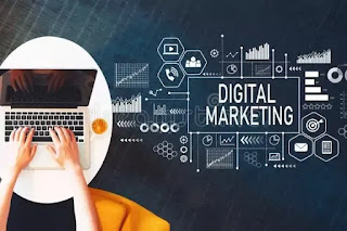 Digital Marketing - For understanding online marketing and market strategy