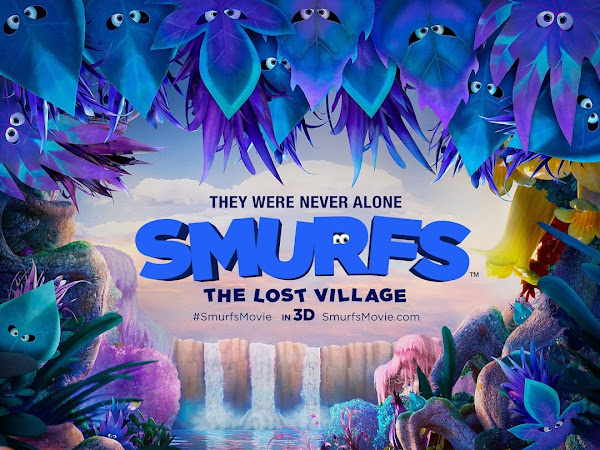 SMURFS: THE LOST VILLAGE Prize Pack #Giveaway #SmurfsMovie