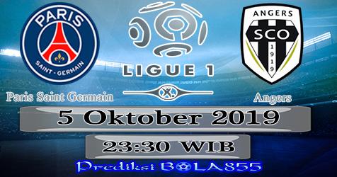 Prediksi Bola855 Paris Saint Germain vs Angers 5 Oktober 2019