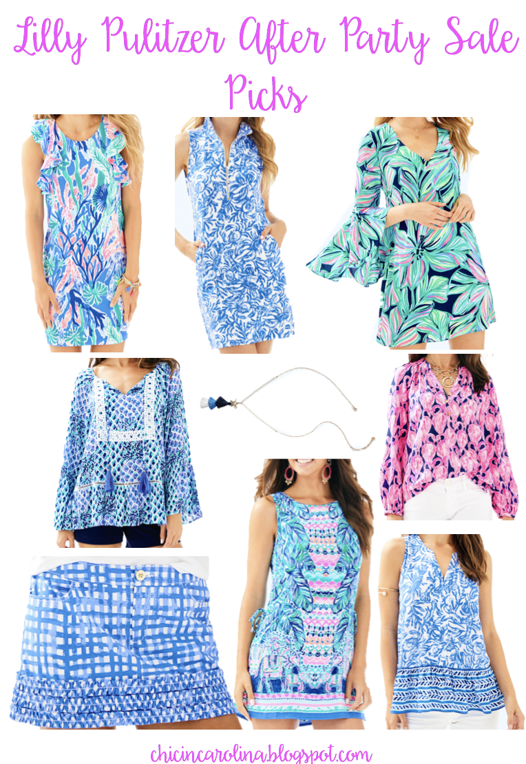 5359b7c8f5 Chic in Carolina  Lilly Pulitzer After Party Sale Picks