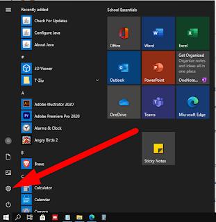 Cara Menghapus Jaringan Wifi Di Laptop Windows 10