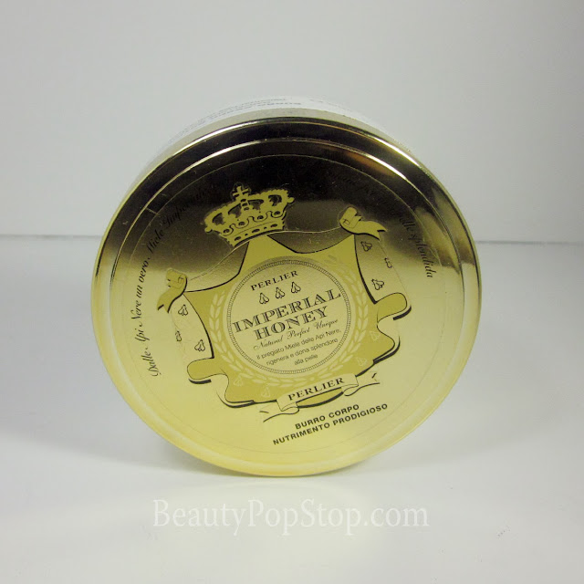 perlier imperial honey body butter on hsn review