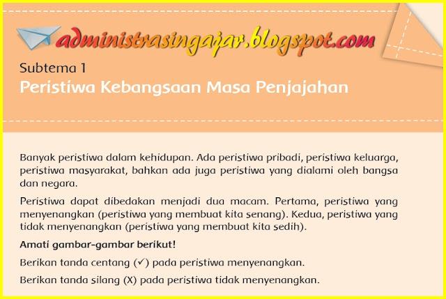 Kunci Jawaban Tema 7 Kelas 5 Halaman 1, 2, 6, 7, 8, 9, 10, 13, 14, 15, 16