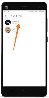 Cara Menghapus Berbagi Ke Aplikasi Lainnya di Instagram