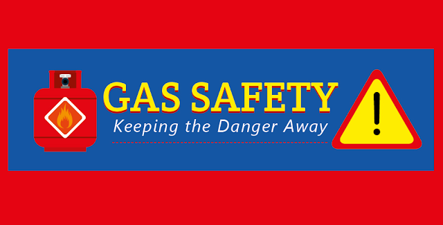 Gas Safety: Keeping The Danger Away  #Infographic