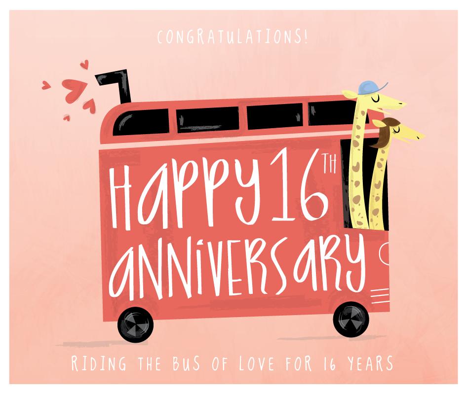 Sho'nuff Love: Happy 16th Anniversary