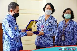 BPPOM Semarang Kunjungi Ke Kab Pati Sosialisasi Program Gerakan Keamanan Pangan Terpadu