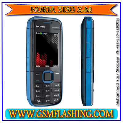 nokia 5130 flash file 7.97