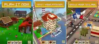 تنزيل و تحميل لعبة بلوك كرافت مهكرة، شبيهة لعبة ماينكرافت الاصلية Minecraft، Block Craft 3D مهكرة جاهزة، رابط مباشر apk مجانا