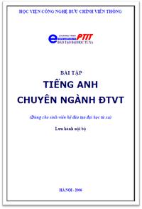 Bài Tập Tiếng Anh Chuyên Ngành Điện Từ Viễn Thông - Nguyễn Quỳnh Giao