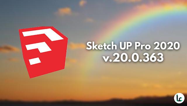 SketchUp Pro 2020 Full Version
