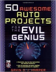50 awesome auto project for the evil genius | Download book