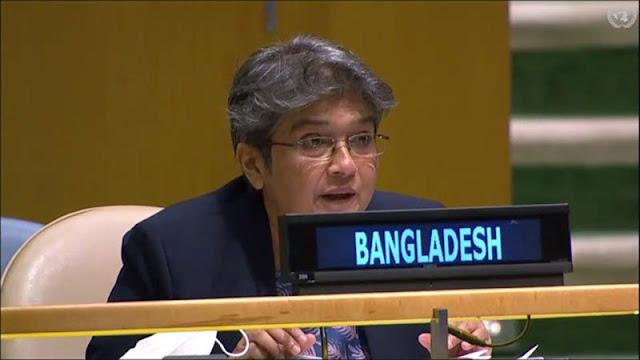 সকল সন্ত্রাসী কর্মকান্ডের বিরুদ্ধে বাংলাদেশ: জাতিসংঘে রাষ্ট্রদূত