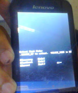 Cara Hard Reset Lenovo a526, a369i, a316i, a390 All Type
