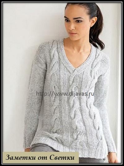pulover s kosami (2)