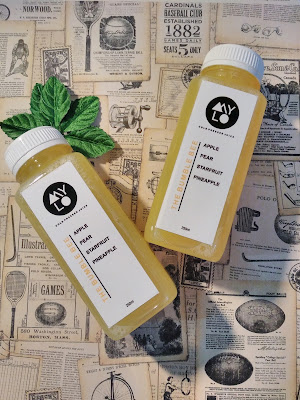 Cara Gampang Dan Enak Menjaga Kesehatan, Ya Minum Mylo Cold Pressed Juice