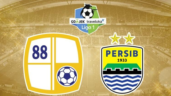 Preview: Usaha Barito Putera Rusak Suasana Kondusif Persib Bandung