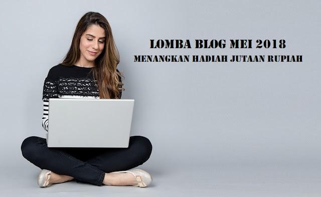 Lomba Blog Mei