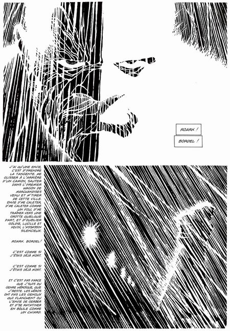 Sample page 3 The Art of Sin City