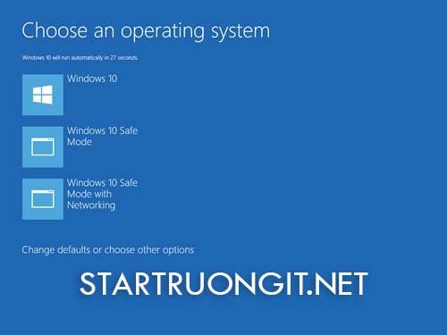 Những vấn đề cần khắc phục trên Windows 10