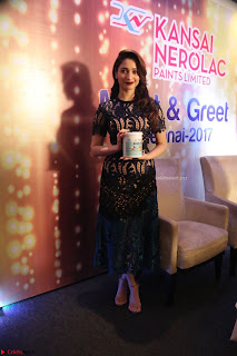 Tamannaah Bhatia at Launch of Kansai Nerolac new products Pics 006.jpg