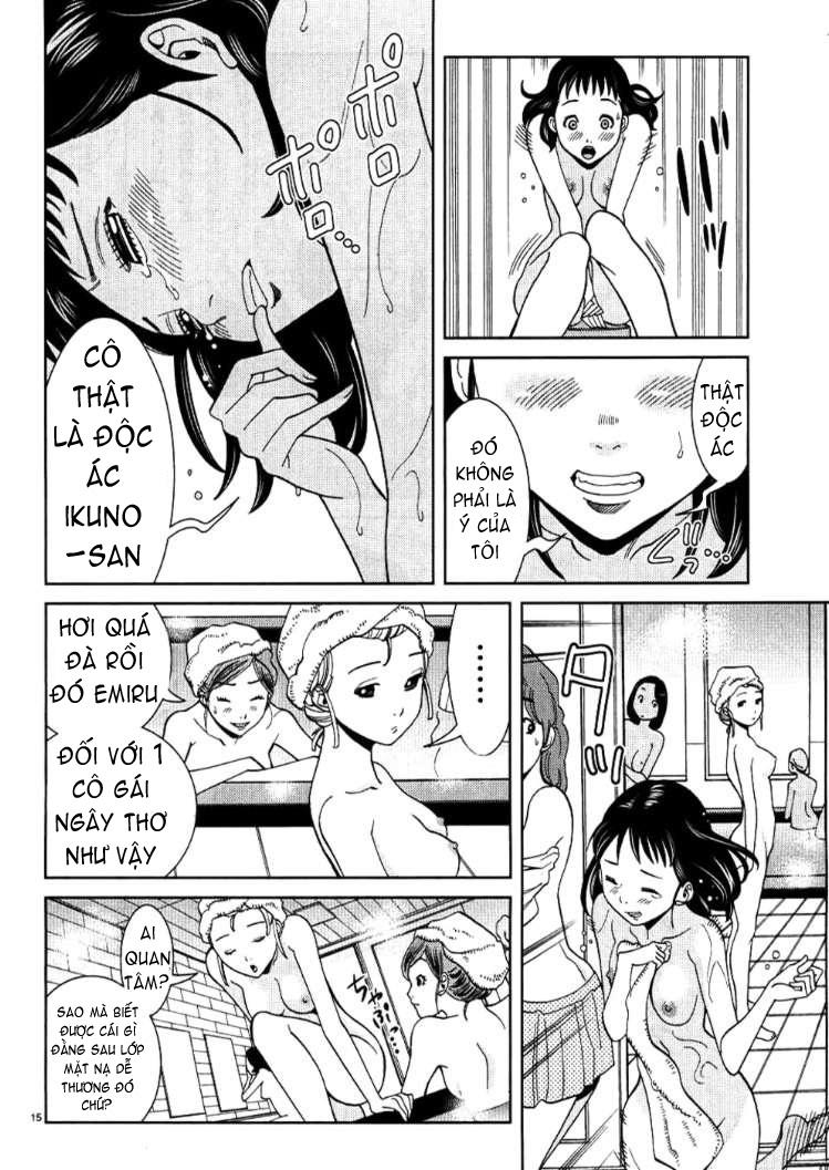 Nozoki Ana chap 32 - Trang 16