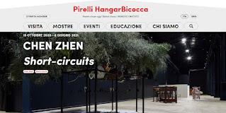 Home di Pirelli HangarBicocca