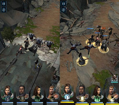 Middle Earth, Shadows of War, Activate Special Ability, Game Map