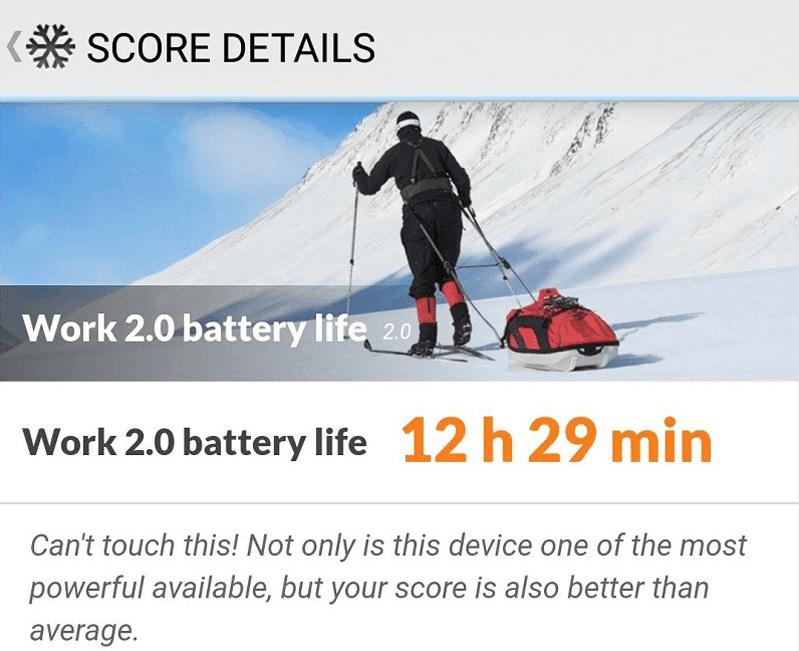 Honor 10 battery benchmark