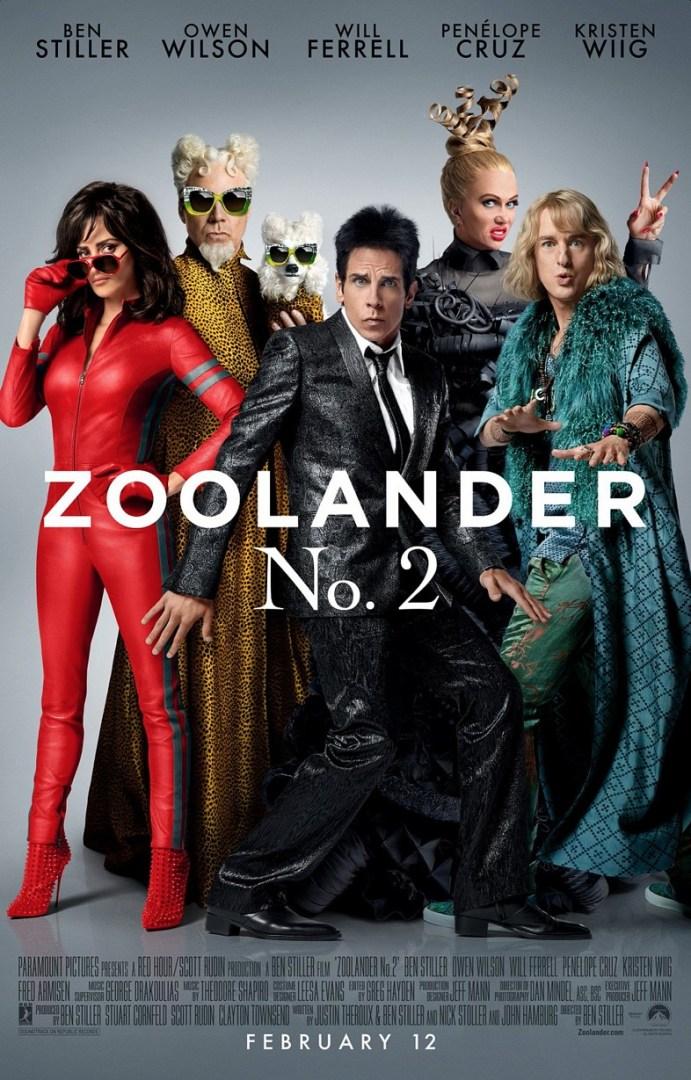 Zoolander 2 (2016) ซูแลนเดอร์ 2 เวอร์วังอลังการ [HD]