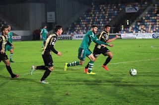 Barakaldo CF vs Arenas
