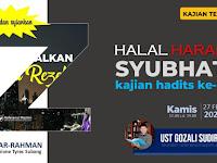 Kajian Hadits ke-6 Halal Haram dan Syubhat   Download Powerpoint