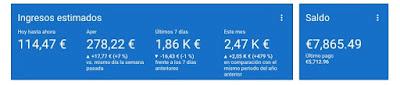 → Ganar dinero con Google AdSense ¿Cómo funciona? ✓