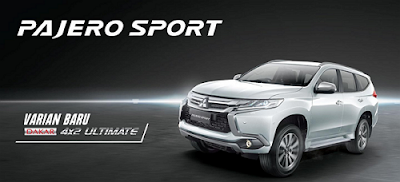 Spesifikasi dan Harga Mitsubishi Pajero Sport 2018