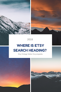 Etsy search in 2018