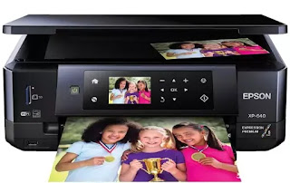 Epson XP-640 Printer Driver Downloads