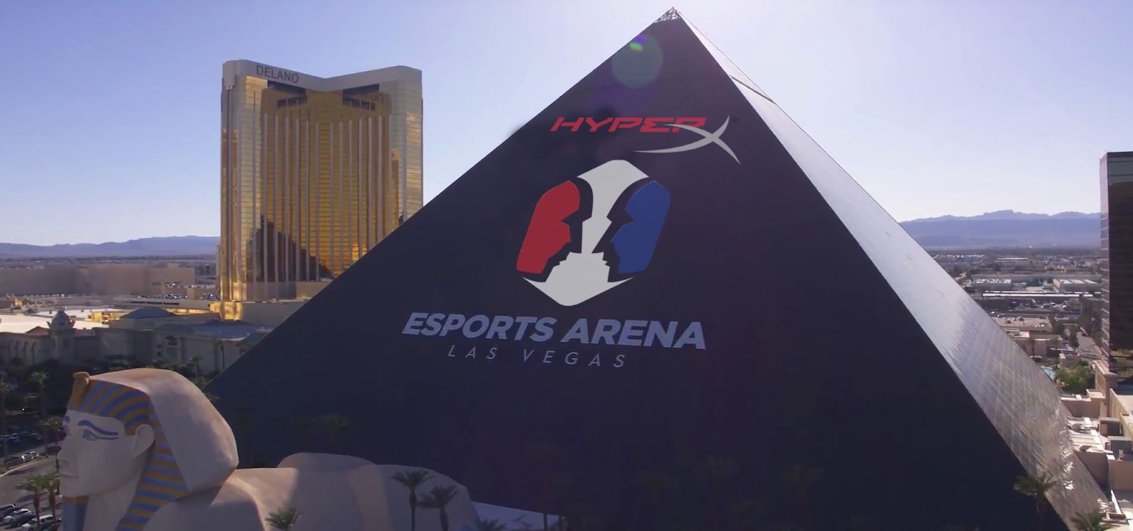 Amerika HyperX Esports Arena Las Vegas