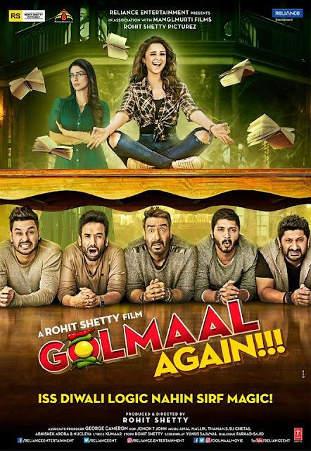 Golmaal Again (2017) BRRip Subtitle Indonesia