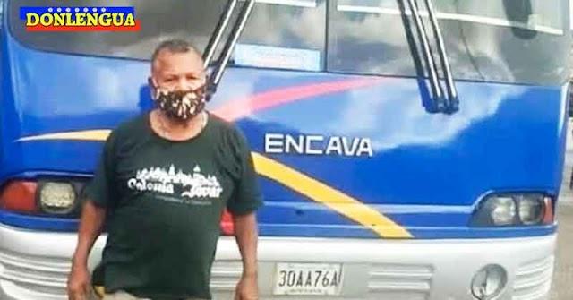 Autobusero desaparecido en Anzoátegui fue encontrado cortado en varios pedazos