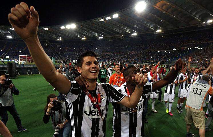 """Morata: """"Hvala familiji Juventus"""""""