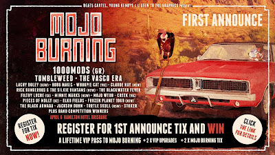 1000mods visiting Australia, Mojo Burning festival