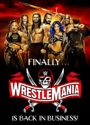 WWE WrestleMania 37 (2021) PPV 720p | 480p WEBRip 1.7Gb | 880Mb x264