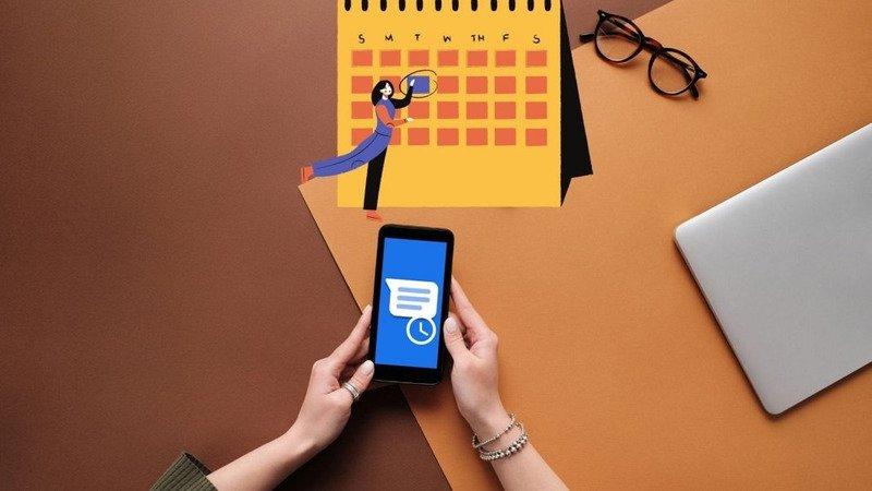 طريقتان لجدولة الرسائل النصية القصيرة على هاتف Android الخاص بك